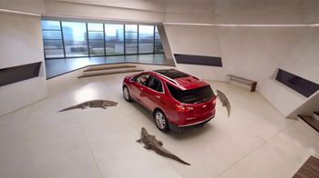 Chevrolet President's Day Chevy Drive Event TV Spot, 'Gator' [T2] - 890 commercial airings