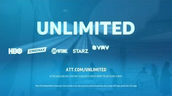 AT&T Unlimited TV Spot, 'AT&T Innovations: We're Different' - Thumbnail 9
