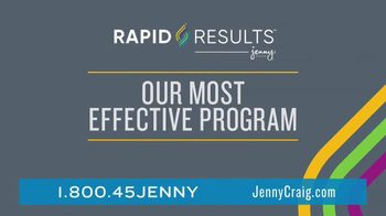 Jenny Craig Rapid Results TV Spot, 'Brittany, Jessica and Shiella: Join for Free' - Thumbnail 3