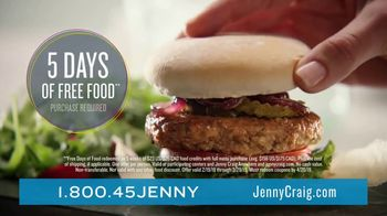 Jenny Craig Rapid Results TV Spot, 'Brittany, Jessica and Shiella: Join for Free' - Thumbnail 6