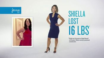 Jenny Craig Rapid Results TV Spot, 'Brittany, Jessica and Shiella: Join for Free' - Thumbnail 8