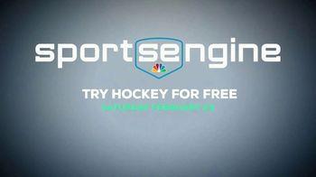 SportsEngine TV Spot, 'Try Hockey for Free' - Thumbnail 8
