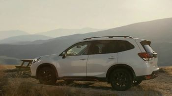 2019 Subaru Forester TV Spot, 'For All You Love' [T1] - Thumbnail 10