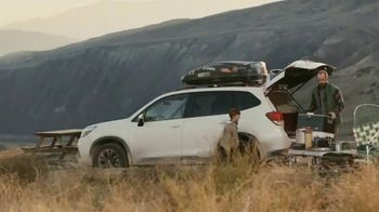 2019 Subaru Forester TV Spot, 'For All You Love' [T1] - Thumbnail 2
