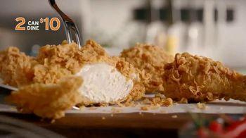 Popeyes 2 Can Dine for $10 TV Spot, 'Salgan de paseo' [Spanish] - Thumbnail 3