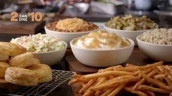 Popeyes 2 Can Dine for $10 TV Spot, 'Salgan de paseo' [Spanish] - Thumbnail 4