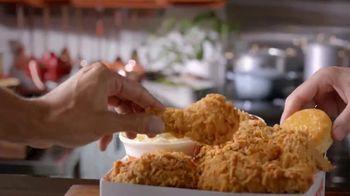 Popeyes 2 Can Dine for $10 TV Spot, 'Salgan de paseo' [Spanish] - Thumbnail 5