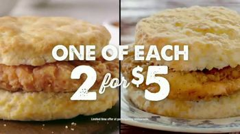 Bojangles' Filet Biscuits TV Spot, 'Mix & Match' - Thumbnail 10
