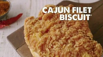 Bojangles' Filet Biscuits TV Spot, 'Mix & Match' - Thumbnail 5