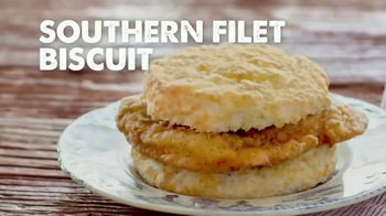 Bojangles' Filet Biscuits TV Spot, 'Mix & Match' - Thumbnail 7