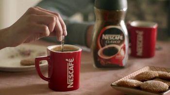 Nescafe Clásico TV Spot, 'Café con mi familia' [Spanish]
