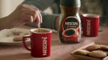 Nescafe Clásico TV Spot, 'Café con mi familia' [Spanish] - Thumbnail 1