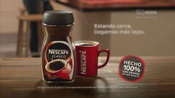 Nescafe Clásico TV Spot, 'Café con mi familia' [Spanish] - Thumbnail 7