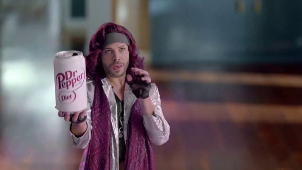 Diet Dr Pepper Tv Commercial Turnin Up The Sweet Featuring