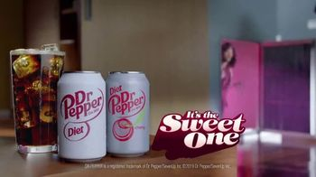 Diet Dr Pepper TV Spot, 'Turnin' Up the Sweet' Featuring Justin Guarini - Thumbnail 7