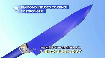 Diamond Sharp TV Spot, 'Right Tool for the Job'
