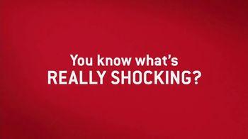 Mister Sparky TV Spot, 'Shocking'