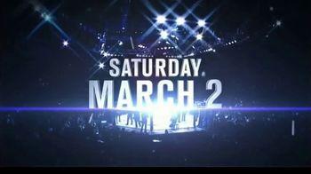 UFC 235 TV Spot, 'Two Title Fights: Jones vs Smith | Woodley vs Usman' - Thumbnail 1