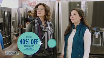 Sears Presidents Day Event TV Spot, 'We're Saying Yes' - Thumbnail 2