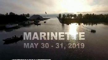 National Walleye Tour TV Spot, '2019 Events' - Thumbnail 3