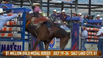Professional Bull Riders TV Spot, '2019 Days of '47 Cowboy Games & Rodeo' - Thumbnail 7