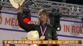 Professional Bull Riders TV Spot, '2019 Days of '47 Cowboy Games & Rodeo' - Thumbnail 8