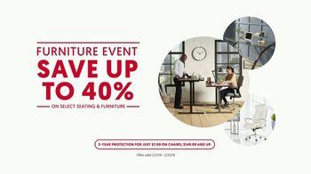 Office Depot OfficeMax Furniture Event TV Spot, 'Big Meeting' - Thumbnail 8