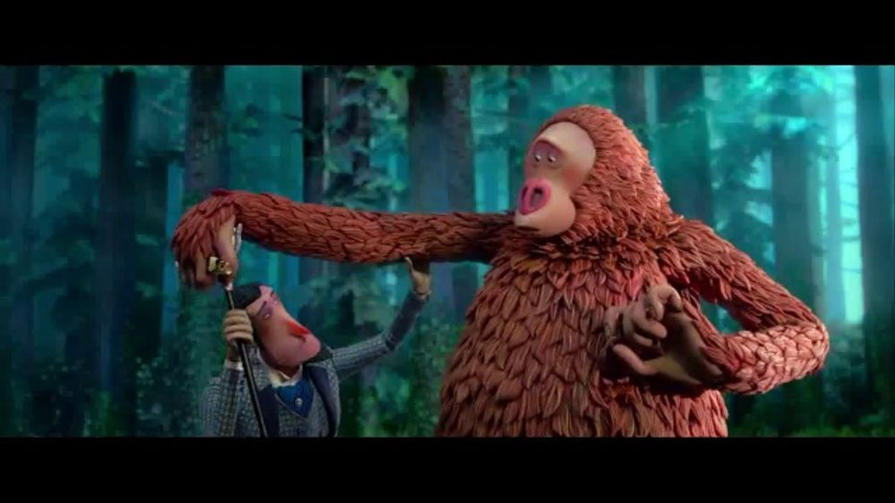 Missing Link TV Movie Trailer