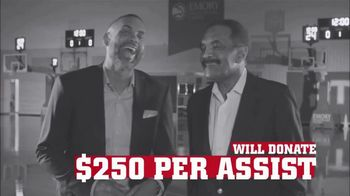 Atlanta Hawks Foundation TV Spot, 'Black History Month: Prostate Cancer' Featuring Grant Hill - Thumbnail 4