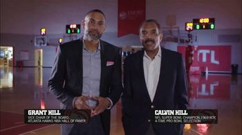 Atlanta Hawks Foundation TV Spot, 'Black History Month: Prostate Cancer' Featuring Grant Hill - 61 commercial airings