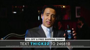 THICK HEAD TV Spot, 'Your Hair Can Say a Lot About You: 50 Percent Off' - Thumbnail 7
