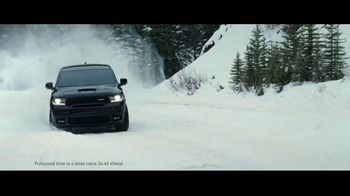 Dodge Presidents Day Sales Event TV Spot, 'Winter: Go Out' [T2] - Thumbnail 1