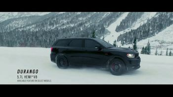Dodge Presidents Day Sales Event TV Spot, 'Winter: Go Out' [T2] - Thumbnail 6
