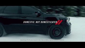 Dodge Presidents Day Sales Event TV Spot, 'Winter: Go Out' [T2] - Thumbnail 7