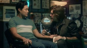 AT&T Wireless TV Spot, \'OK: Tattoo Parlor\'