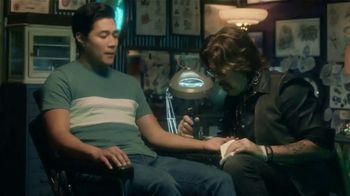 AT&T Wireless TV Spot, 'OK: Tattoo Parlor' - Thumbnail 4