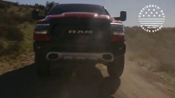 Ram Trucks Presidents Day Sales Event TV Spot, 'Deals Like No Other' [T2] - Thumbnail 1