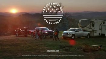 Ram Trucks Presidents Day Sales Event TV Spot, 'Deals Like No Other' [T2] - Thumbnail 10