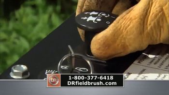 DR Power Equipment Field and Brush Mower TV Spot, 'Nothing Stops It'