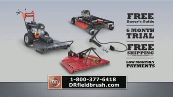 DR Power Equipment Field and Brush Mower TV Spot, 'Nothing Stops It' - Thumbnail 10