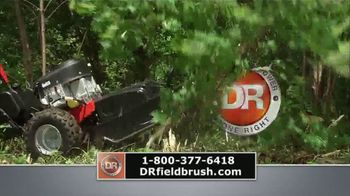 DR Power Equipment Field and Brush Mower TV Spot, 'Nothing Stops It' - Thumbnail 2