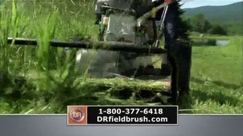 DR Power Equipment Field and Brush Mower TV Spot, 'Nothing Stops It' - Thumbnail 3
