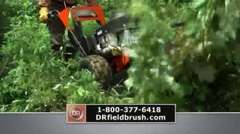 DR Power Equipment Field and Brush Mower TV Spot, 'Nothing Stops It' - Thumbnail 4