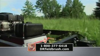 DR Power Equipment Field and Brush Mower TV Spot, 'Nothing Stops It' - Thumbnail 6