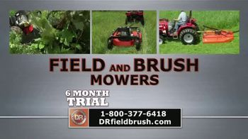 DR Power Equipment Field and Brush Mower TV Spot, 'Nothing Stops It' - Thumbnail 7