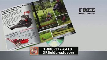 DR Power Equipment Field and Brush Mower TV Spot, 'Nothing Stops It' - Thumbnail 8