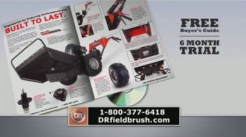 DR Power Equipment Field and Brush Mower TV Spot, 'Nothing Stops It' - Thumbnail 9
