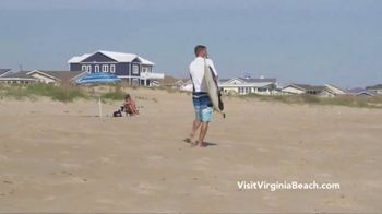 Visit Virginia Beach TV Spot, 'Sandbridge District' - Thumbnail 3