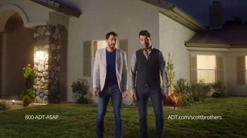ADT TV Spot, \'All These Things Combined\' Featuring Jonathan & Drew Scott