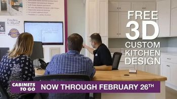 Cabinets To Go TV Spot, 'Why CTG: Feb BOGO' - Thumbnail 8